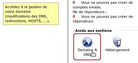 Domaine et DNS